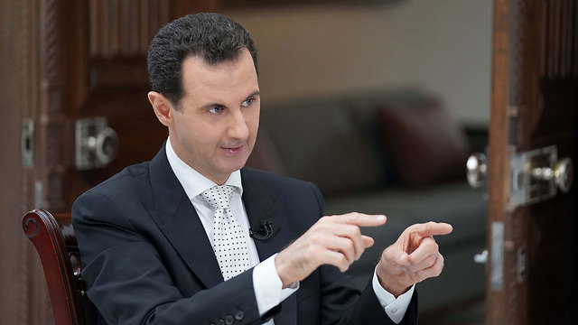 President Bashar Assad (Photo: Reuters)