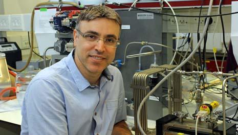 Профессор Хосам Хаик. Фото: Йоав Бахар