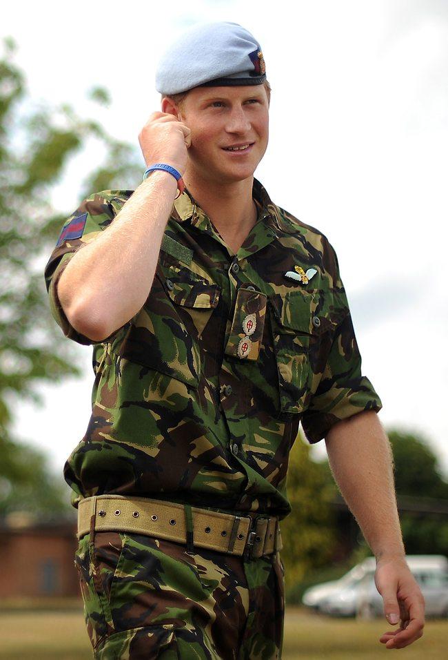 תמיד הייתה לנו חולשה לחיילים במדים (צילום: Gettyimages)