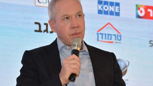Housing Minister Galant lauded PM Netanyahu's leadership