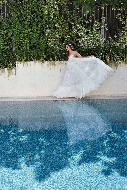 פחות בקטע של שמלות כלה. ניב סולטן (צילום: איתן טל, סטיילינג: לימור ריחאנה)
