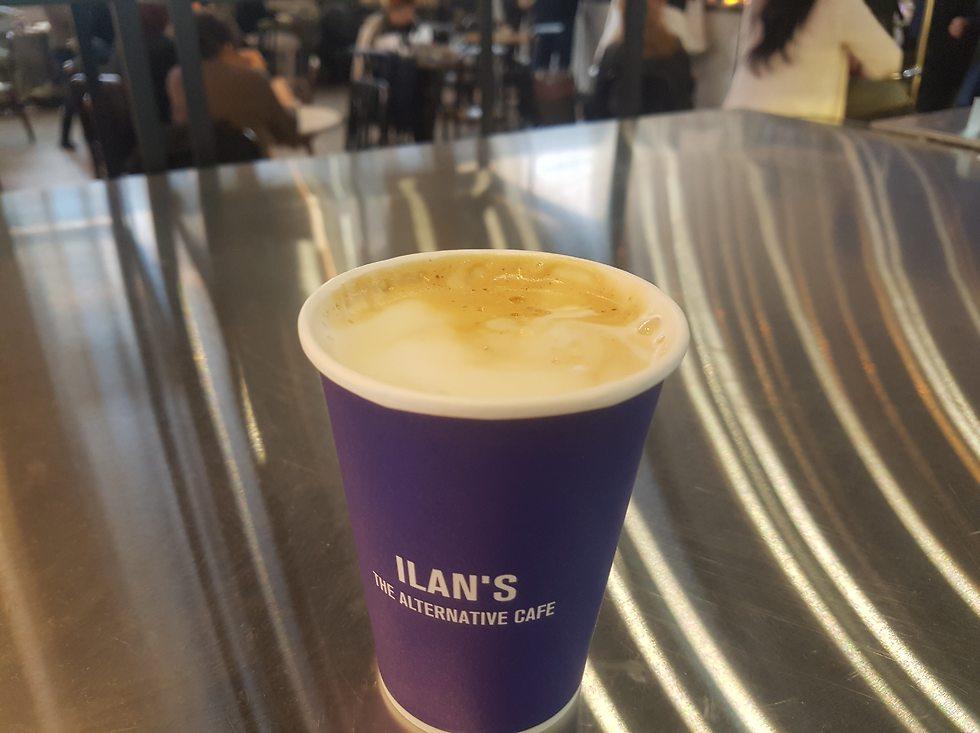 כוס קפה (צילום: יהודה נהר)