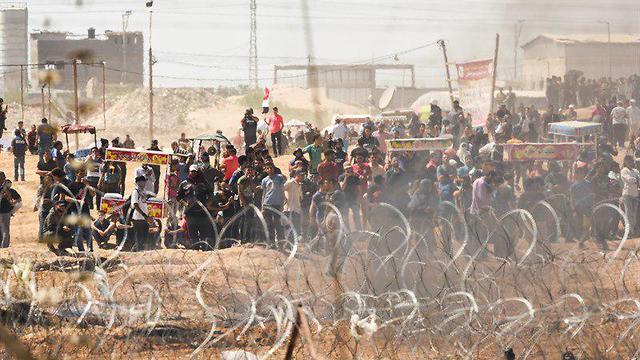 Фото: пресс-служба ЦАХАЛа (Photo: IDF Spokesman's Office)
