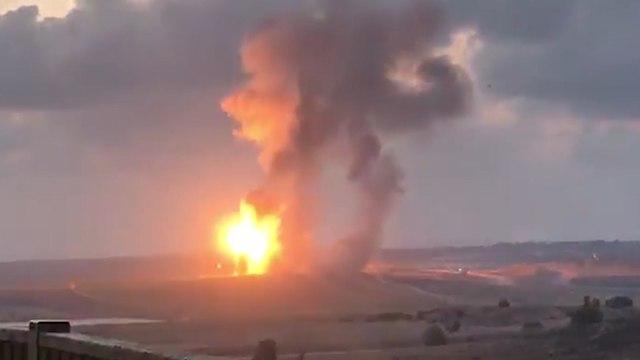 נטרול מנהרת טרור מעבר ארז על ידי כוחות צה