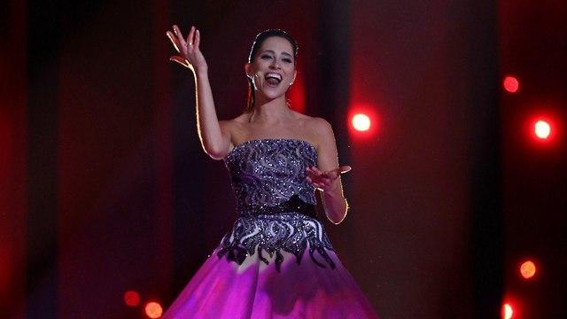 אירוויזיון 2018 אסטוניה (צילום: AP)