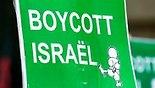 הפגנה מחאה חרם נגד ישראל צה