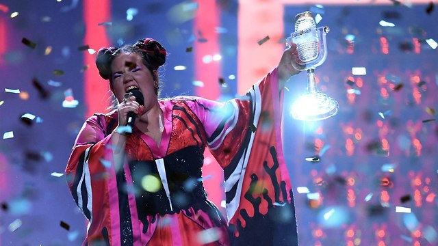 Netta Barzilai (Photo: AFP)