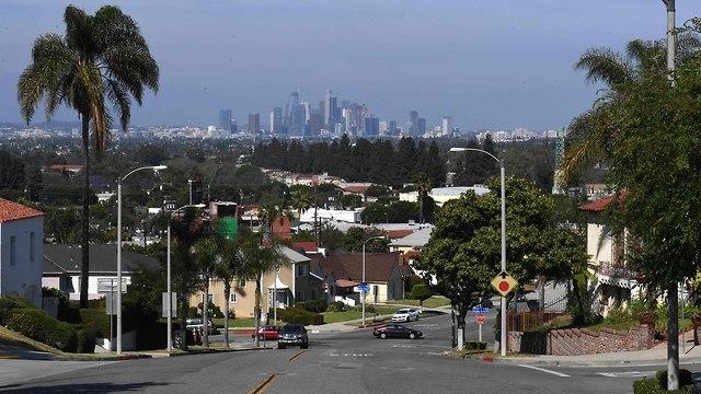 Los Ángeles, California (Foto: AFP)