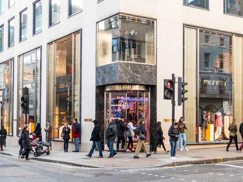 חנויות ניו בונד (צילום: shutterstock)