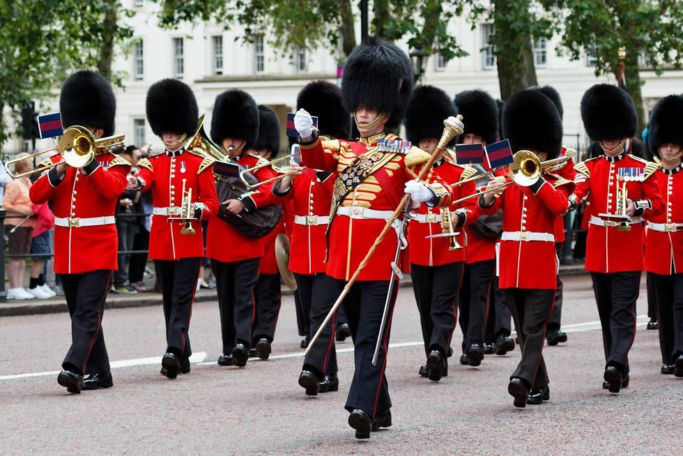 חילופי משמר בארמון (צילום: shutterstock)