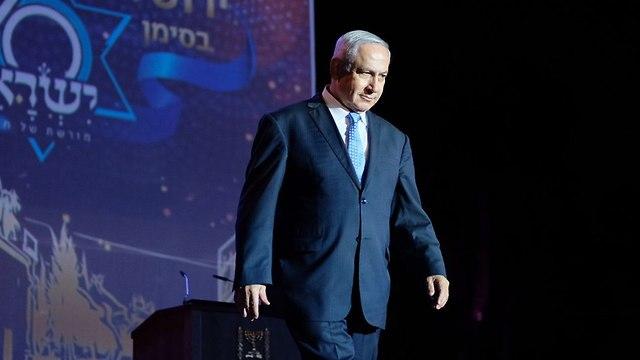PM Netanyahu (Photo: Yoav Dudkevitch)