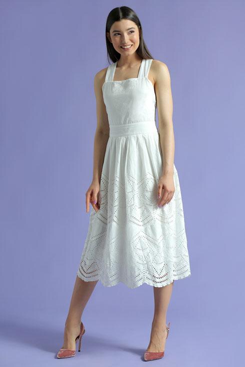 לה פרימה. עד 50 אחוז הנחה על שמלות בייבוא מפריז  (צילום: זהר שטרית)