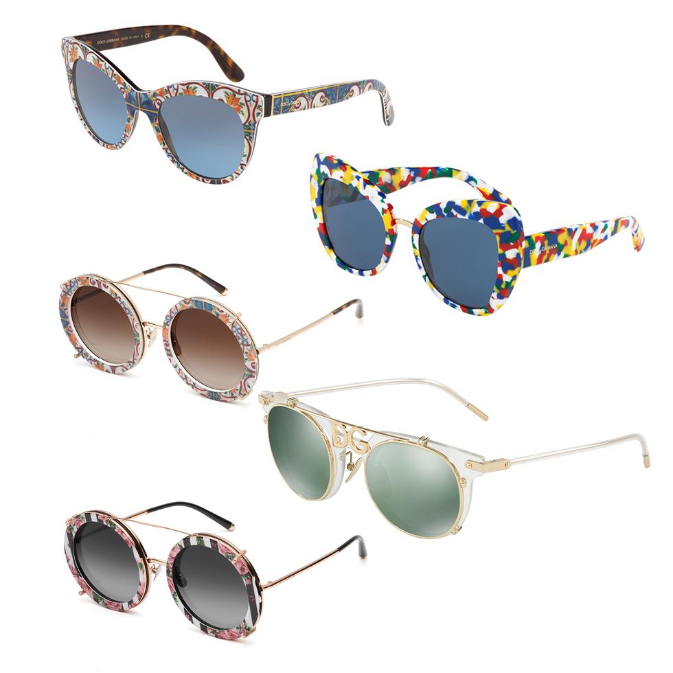 משקפיים דולצ'ה וגבאנה ()