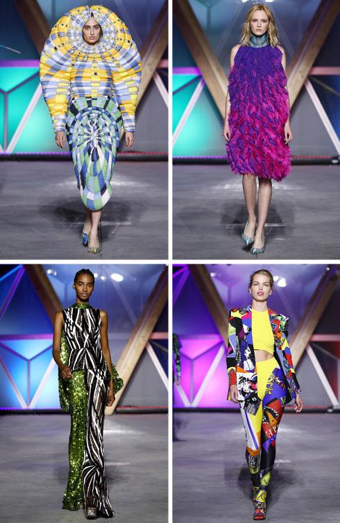 תצוגת האופנה של Fashion for Relief בפסטיבל קאן (John Phillips/GettyimagesIL)
