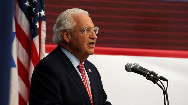 Liberal advocacy J Street slams US Ambassador to Israel David Friedman  (Photo: Reuters)