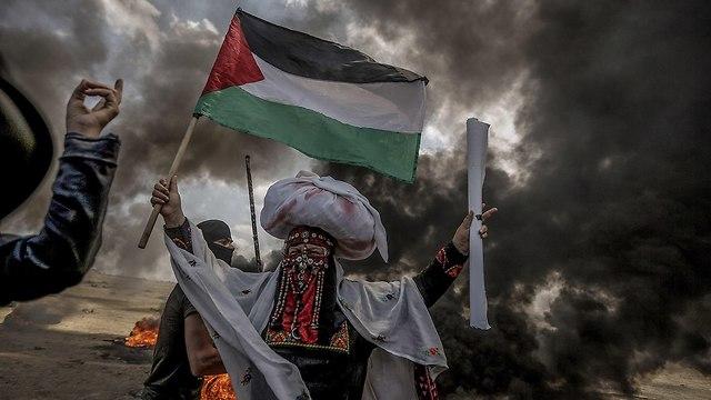 Газа, 14 мая. Фото: AFP (Photo: AFP)