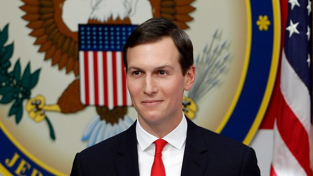Jared Kushner (Photo: EPA)