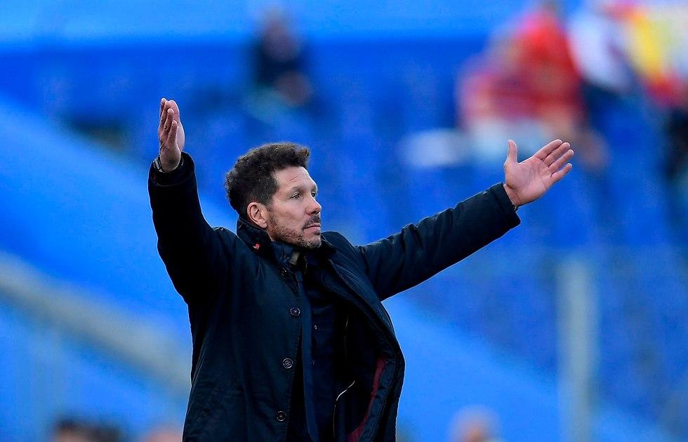 דייגו סימאונה (צילום: AFP)