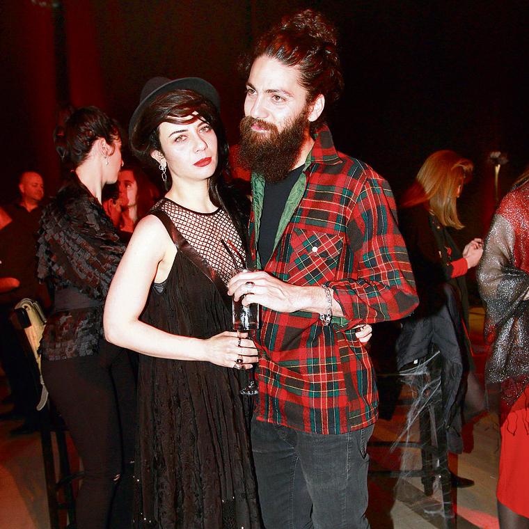 עם בעלה יוסי מזרחי | צילום: ענת מוסברג