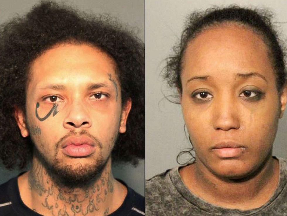 בני הזוג המתעללים (צילום: AP)