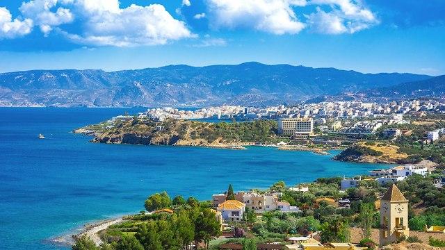 כרתים יוון (צילום: שאטרסטוק)