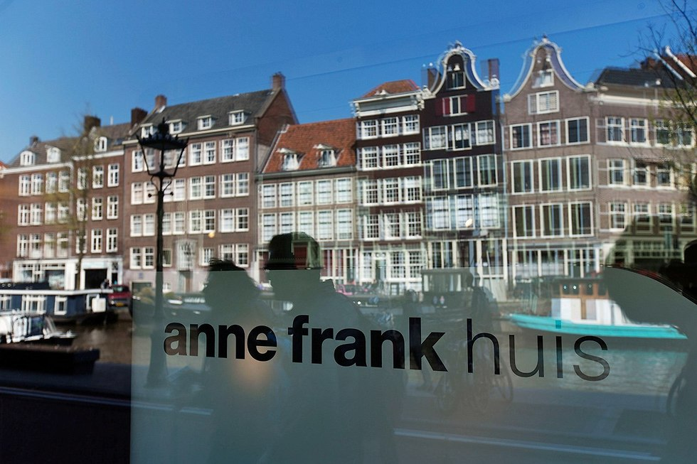 Ane Frank house (Photo: Reuters)