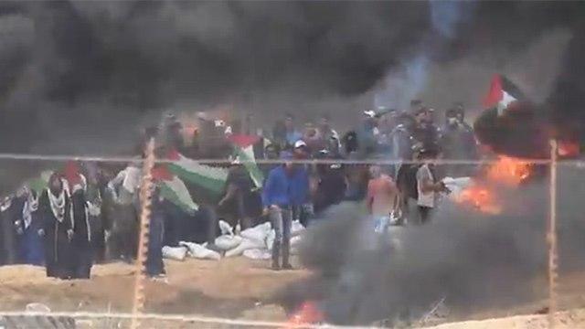 Газа, 14 мая. Фото: пресс-служба ЦАХАЛа