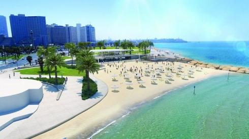 הדמיה: עיריית תל אביב