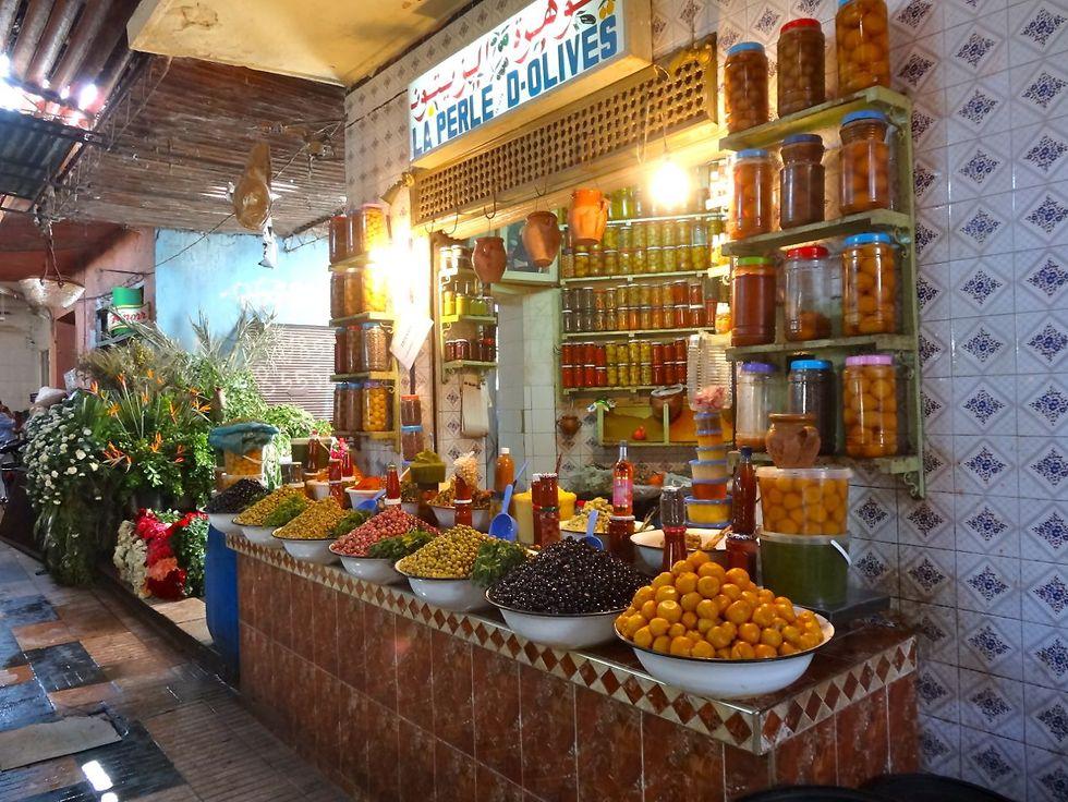 השוק dar zaman (צילום: מתוך אתר dar zaman)