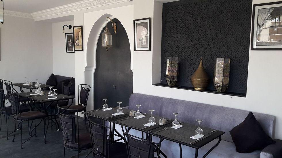 בית הקפה Caffe Kolshi Zien (צילום: קובי יפרח)