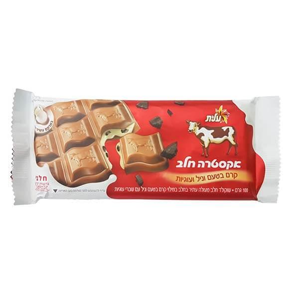 טבלת שוקולד של שטראוס ()