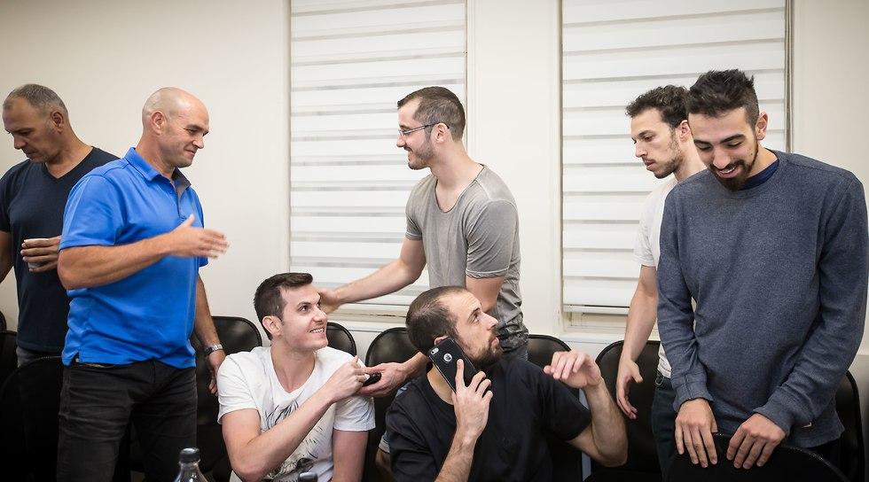 ישיבת ארגון השחקנים (צילום: עוז מועלם)