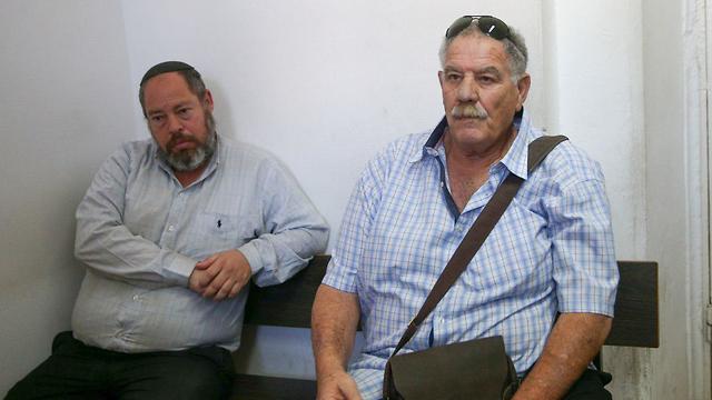 יצחק צוקר ואורן ורשבסקי (צילום: אוהד צויגנברג )