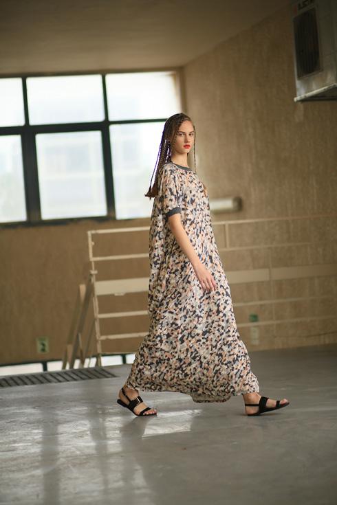 שמלה של סטלה אנד לורי (צילום: אסף ליברפרוינד)