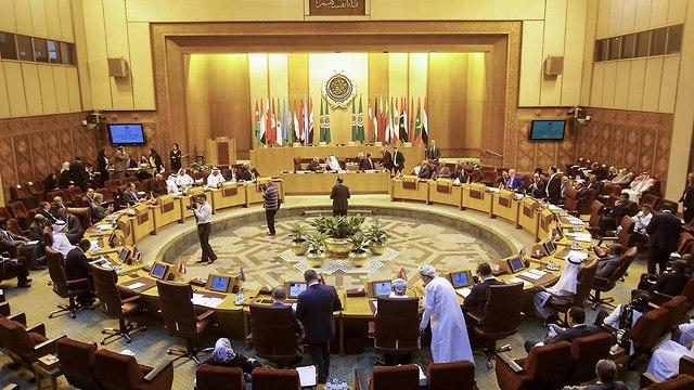 הליגה הערבית קהיר מצרים (צילום: AFP)