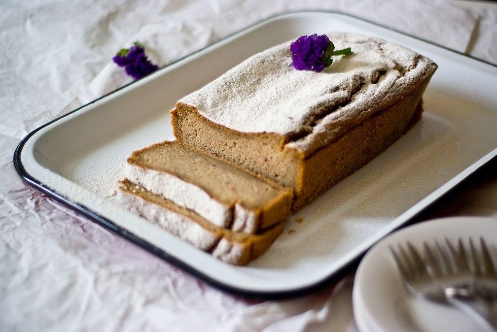 עוגות גבינה טבעוניות לשבועות (צילום: חגי לפלר)