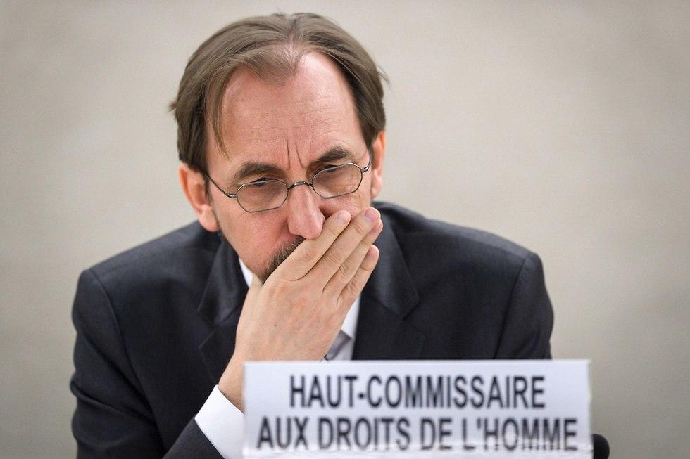 נציב מועצת זכויות האדם של האו