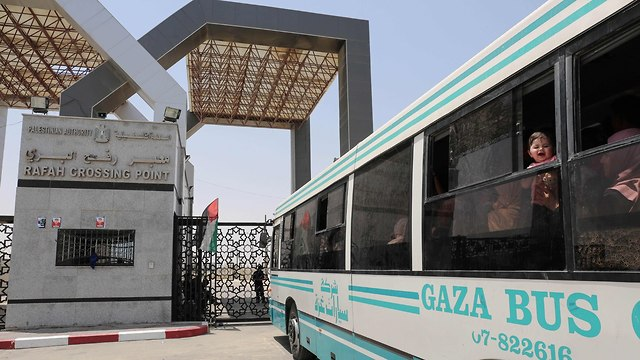 Rafah crossing (Photo: AFP)
