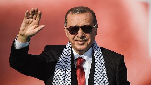 Президент Турции Реджеп Тайип Эрдоган. Фото: AFP (Photo: AFP)