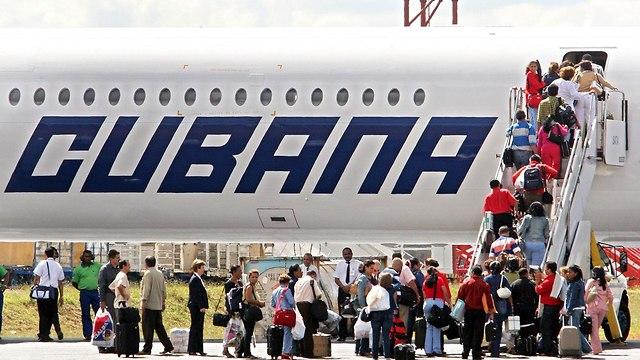 מטוס קובנה (צילום: AFP)