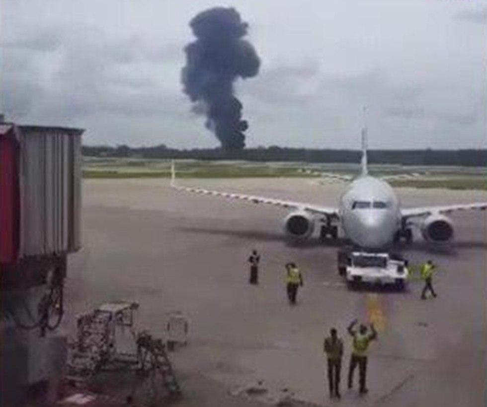 שדה התעופה בקובה ()
