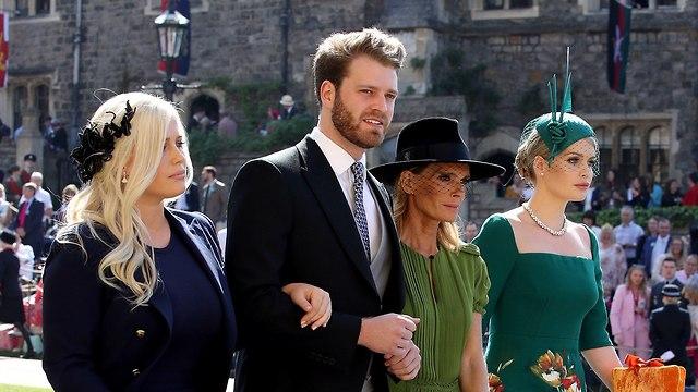Семья принцессы Дианы, не дожившей до свадьбы матери жениха. Фото: MCT