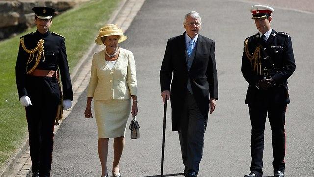 Джон Мейджор, экс-премьер Великобритании. Фото: АР