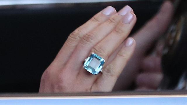 טבעת התרשיש של הנסיכה דיאנה ז