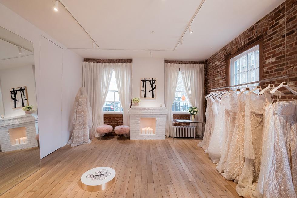 החנות החדשה של לי גרבנאו בניו יורק (צילום: סוזאן שייק)