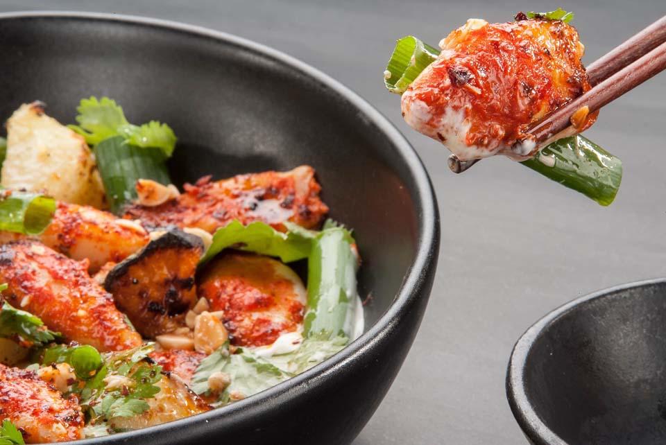 """Блюдо из ресторана """"Тайзу"""". Фото: пресс-служба"""