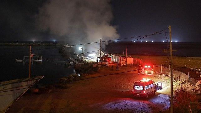 IDF's retaliatory strike (Photo: EPA)