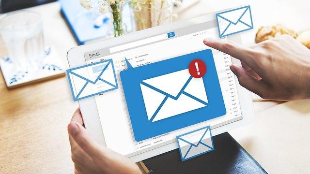תיבת דואר אלקטרוני עמוסה (אילוסטרציה: Shutterstock)