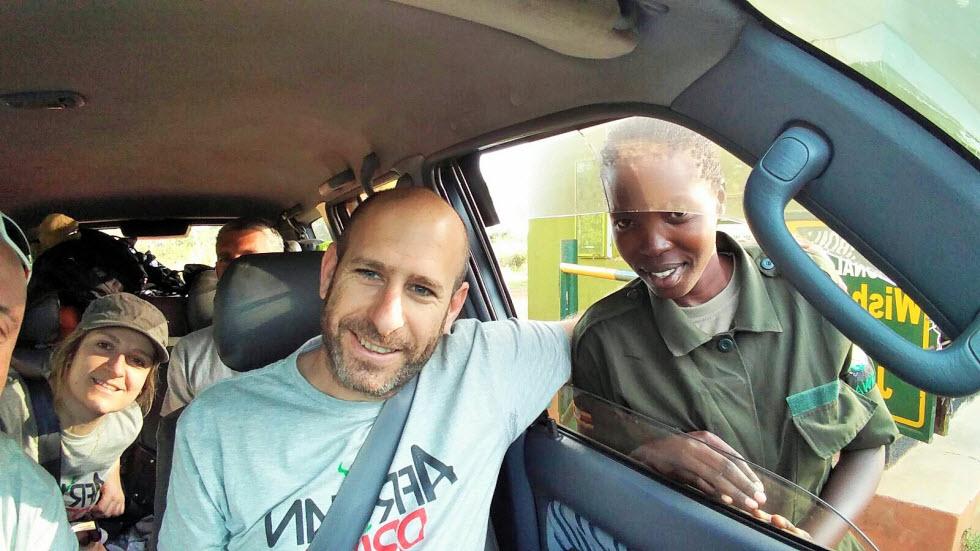לחצות 2300 קילומטרים בנהיגה עצמית דרך אוגנדה קניה טנזניה וזנזיבר (צילום: גיא צוקרמן )