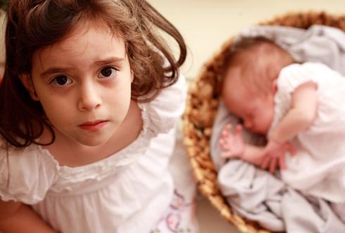 בגיל הצעיר מומלץ מאוד לדבר עם הילדים על קנאה (צילום: Shutterstock)